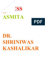 Stress and Asmita Dr Shriniwas Kashalikar