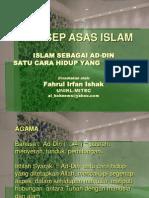 Islam Sebagai Dustur Al-hayat
