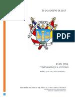 Fuel Cell Monografia