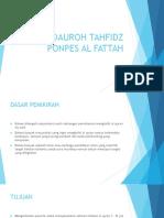 DAUROH TAHFIDZ AL FATTAH.pptx