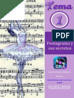 Tema 1 El Pentagrama y Sus Secretos