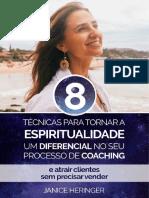 Guia 8 Tecnicas Espiritualidade Janice Heringer