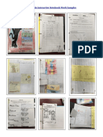 interactive notebooks sample 3rd grade