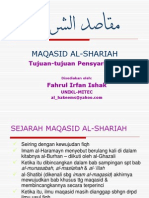 Maqasid as Syariah
