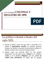 colonialismo en cuba