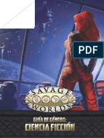 Savage Worlds - Ciencia Ficción