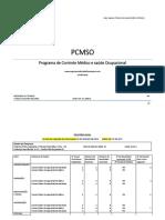 Modelo 2 Relatorio Anual Pcmso