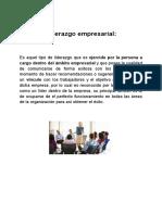 Liderazgo Empresarial- Mauricio Atri Cojab.