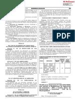 Modifican la Ordenanza N° 023-2016-MDM que aprobó el Reglamento de Aplicación de Sanciones - RAS y Cuadro Único de Infracciones y Sanciones - CUIS de la Municipalidad