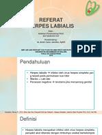 Referat Herpes Labialis