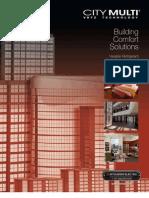 City Multi UL R410a - Sales Brochure (2009)