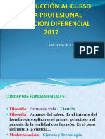 ETICA PROFESIONAL DIFERENCIAL 2017.ppt