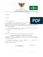 Surat Sholawat