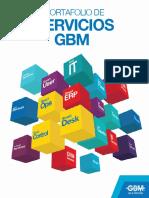 Portafolio de Servicios Gbm
