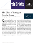The Effect of Zoning on Housing Prices