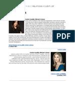 Pace Public Relations Client List 9.7.18