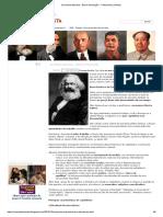 Economia Marxista - Breve Introdução - O Marxista-Leninista