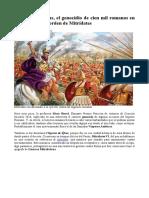 Genocidio de Cien Mil Romanos