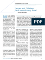 Cell Phones and Children - Follow the Precautionary Road .pdf