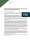Missatge institucional del president de la Generalitat, Quim Torra, amb motiu de la Diada