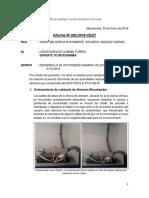 I-002-2018-Cegt - Informe Desarrollo de Actividades Semanal