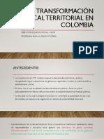 Crisis Fiscal en Colombia