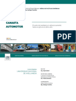 Informe canasta automotor - Undav