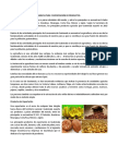 Agricultura y Exportación de Productos