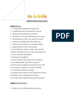 Tema Nº11 y 12 Uso de Grafias