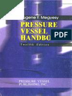 Pressure Vessel Handbook - 12th Edition, Megysey - 2001