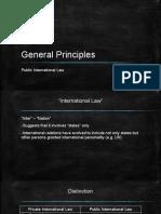 1 General Principles (1)