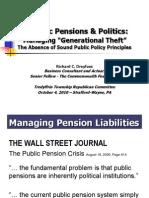 PA Pension Reform 10-4-2010
