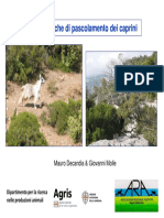 Buone Pratiche Di Gestione Dei Pascoli Per Caprini 18022012