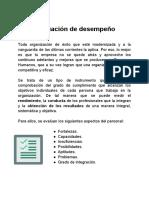 Evaluación de Desempeño- Eduardo Atri Cojab