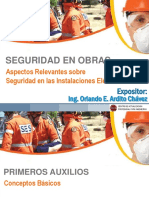 Módulo 9 - Primeros Auxilios (PPAA)
