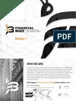 FinancialBuzzMedia - Mediakit