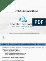 Les marchés immobiliers des Bouches-du-Rhône