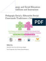 Pedagogía Social Puebla 2018