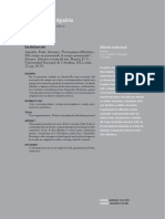 Postorgánico/Matérico. Del cuerpo re-presentado al cuerpo presentado
