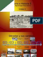 Arquitectura Decadas 50-60