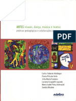 Artes Visuais, Dança Musica Teatro - Mödinger