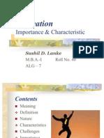 Lankesushil Final Prsentation 2003