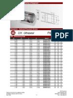 P22K Ultraseal Pm