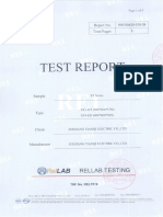 ST High and Low Temperature Test Report