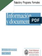 Grado Informacion Documentacion 2014A