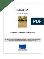 Ramtha Líneas de Tiempo