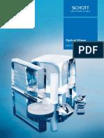 Schott Optical Glass Collection Datasheets English 17012017