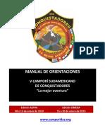 Manual del campori DSA 2019