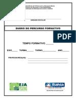 Diario Tempo Formativo Unico