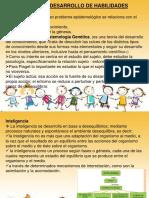 1° unidad Pensamientos enfoques desarrollo cognitivo